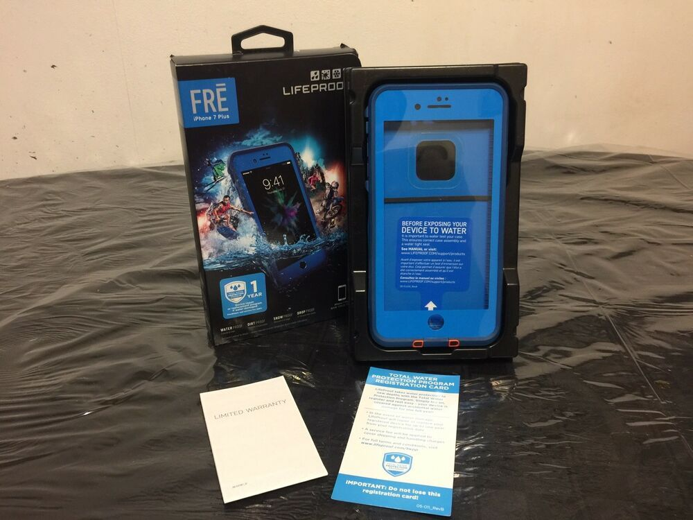 sports shoes 87aa4 cdbe5 Details about LifeProof FRE Case for iPhone 8 Plus & 7 Plus - 77 ...