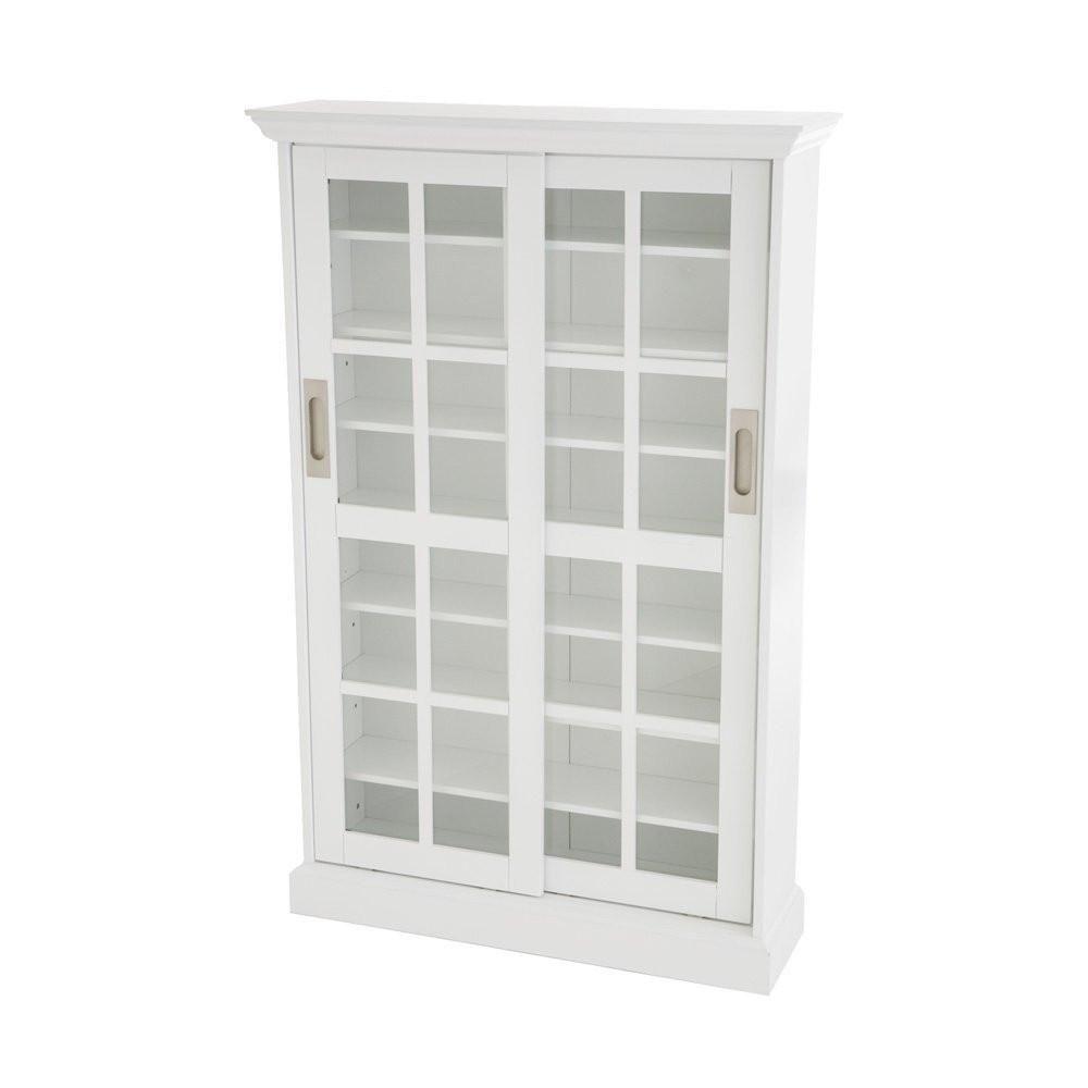 Sliding Door Media Cabinet White Glass Cabinet Doors Media Cabinet Cabinet