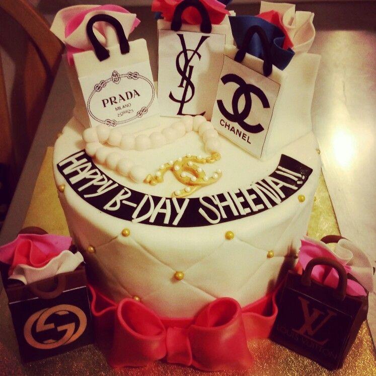 Amazing Birthday Cake Ysl