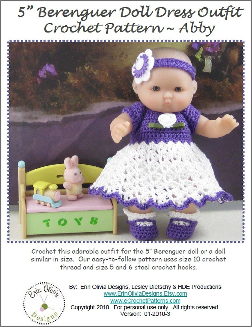 Free Bratz Doll Crochet Clothes Pattern - Xomba | Crochet doll ...