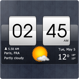 Sense Flip Clock APK for Android Free Download latest