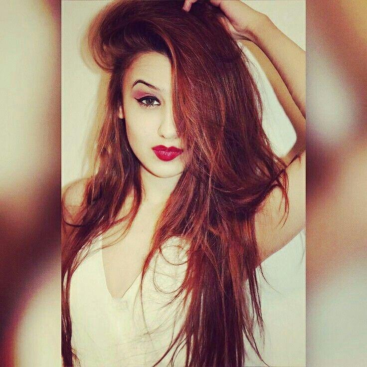 Zara Afreen Khan | ••ɢɪʀʟ's ᴅᴘᴢᴢ•• in 2019 | Long hair ...