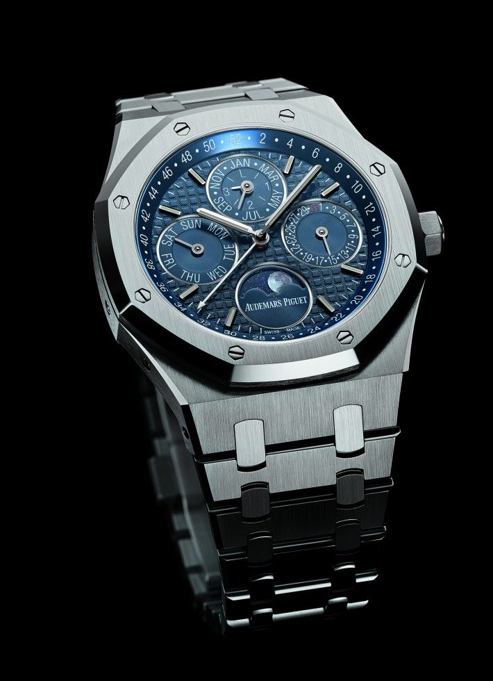 Orologio Calendario Perpetuo.Royal Oak Calendario Perpetuo Audemars Piguet Klat