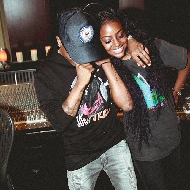 TunezMedia Blog: Justine Skye Confirms New Song With Her Boyfriend Wizkid [VIDEO]