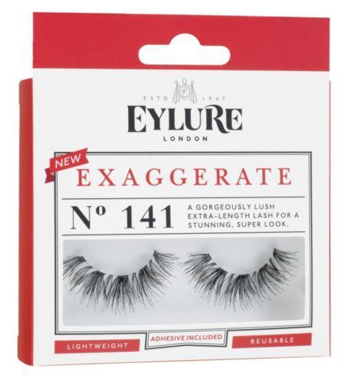 ae23cc84c33 Eylure Exaggerate 141 Lashes - Boots | Lashes | Eylure lashes, Best ...