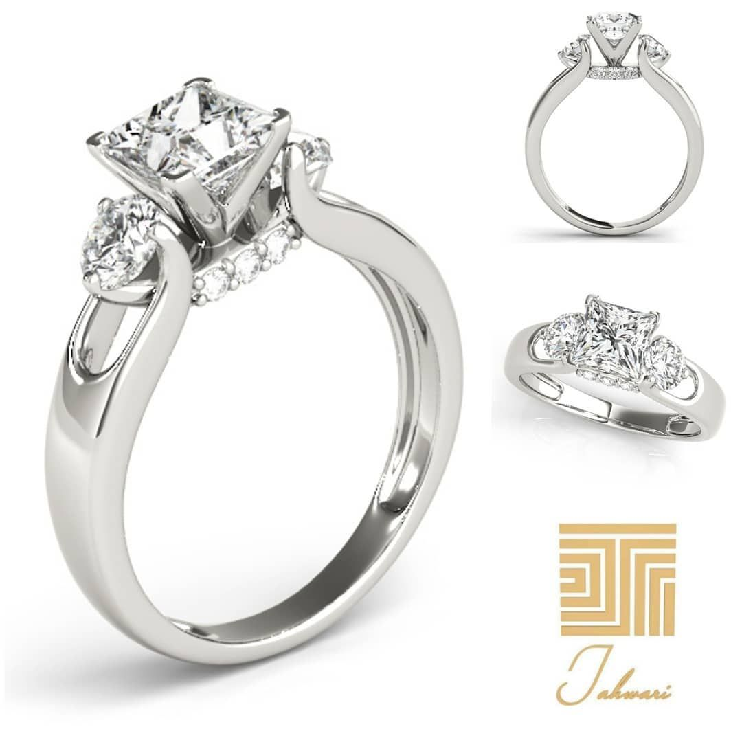 C 𝓙𝓪𝓱𝔀𝓪𝓻𝓲 𝓙𝓮𝔀𝓮𝓵𝓻𝔂 Design By 𝓙𝓸𝓾𝓼𝓮𝓯 𝓙𝓪𝓱𝔀𝓪𝓻𝓲 Jahwari Engagement Ring Selfie Engagement Rings Princess Engagement Ring Inspiration