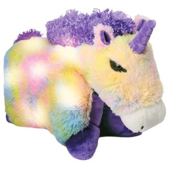 Magical Unicorn Glow Pet Pillowpets Animal Pillows Magical