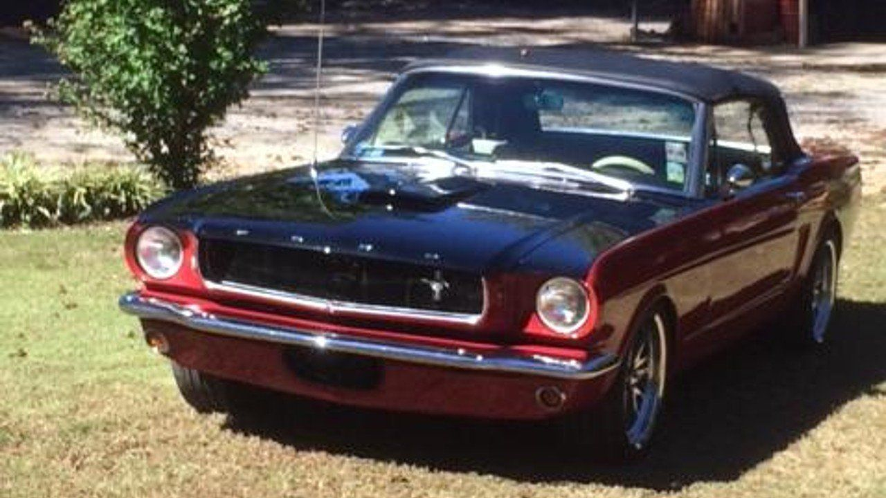 1966 Ford Mustang Convertible for sale near Stephens