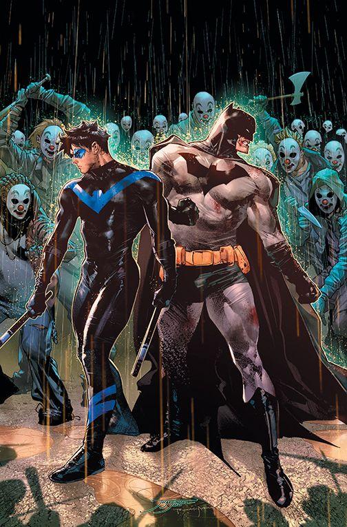 Nightwing returns to Gotham for Batman's The Joker War   GamesRadar+