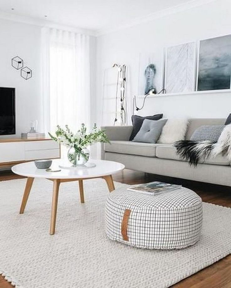 33+ amazing Scandinavian living room design ideas in Nordic style – home accessories blog