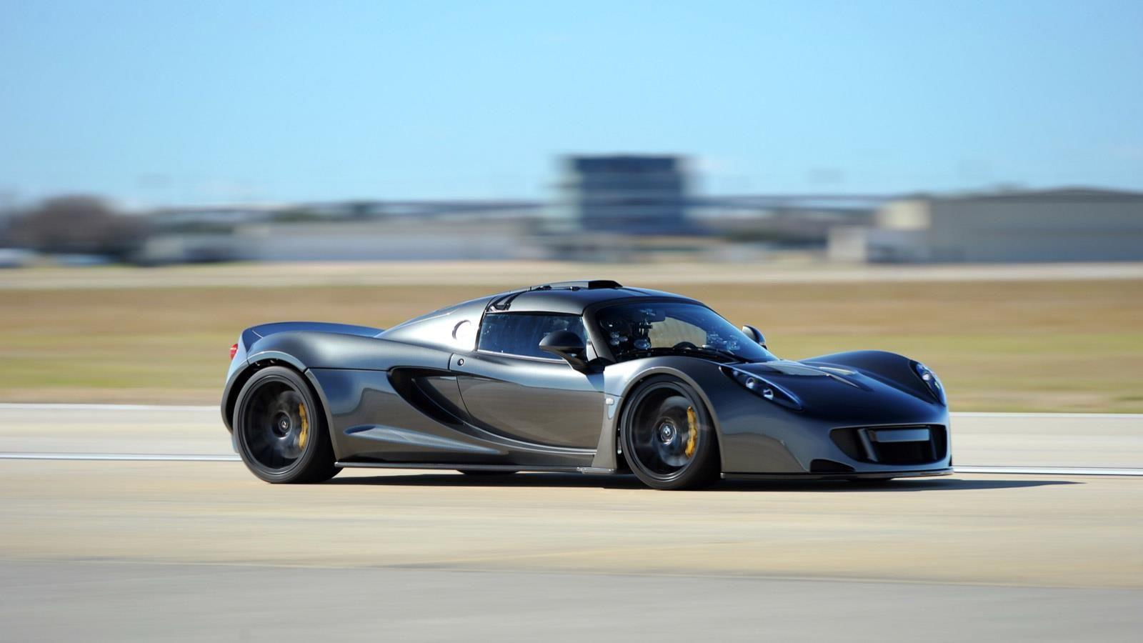 Hennessey Venom Gt 7 0 Liter Twin Turbo 427 Cubic Inch V8