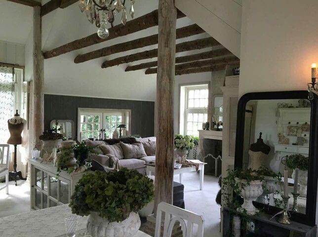 Mooi Dat Houten Balken Plafond