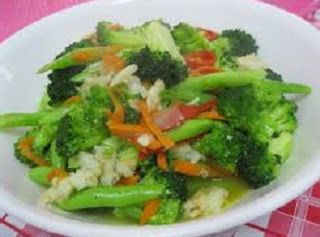 Aneka Resep Masakan Untuk Penderita Hipertensi
