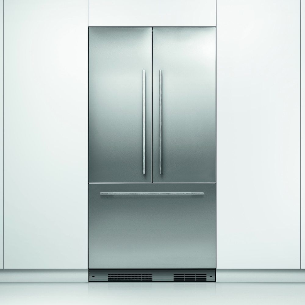 Pin By Elaine Gallagher On Kitchen Stuff Fridge Freezers Integrated Fridge Tall Cabinet Storage