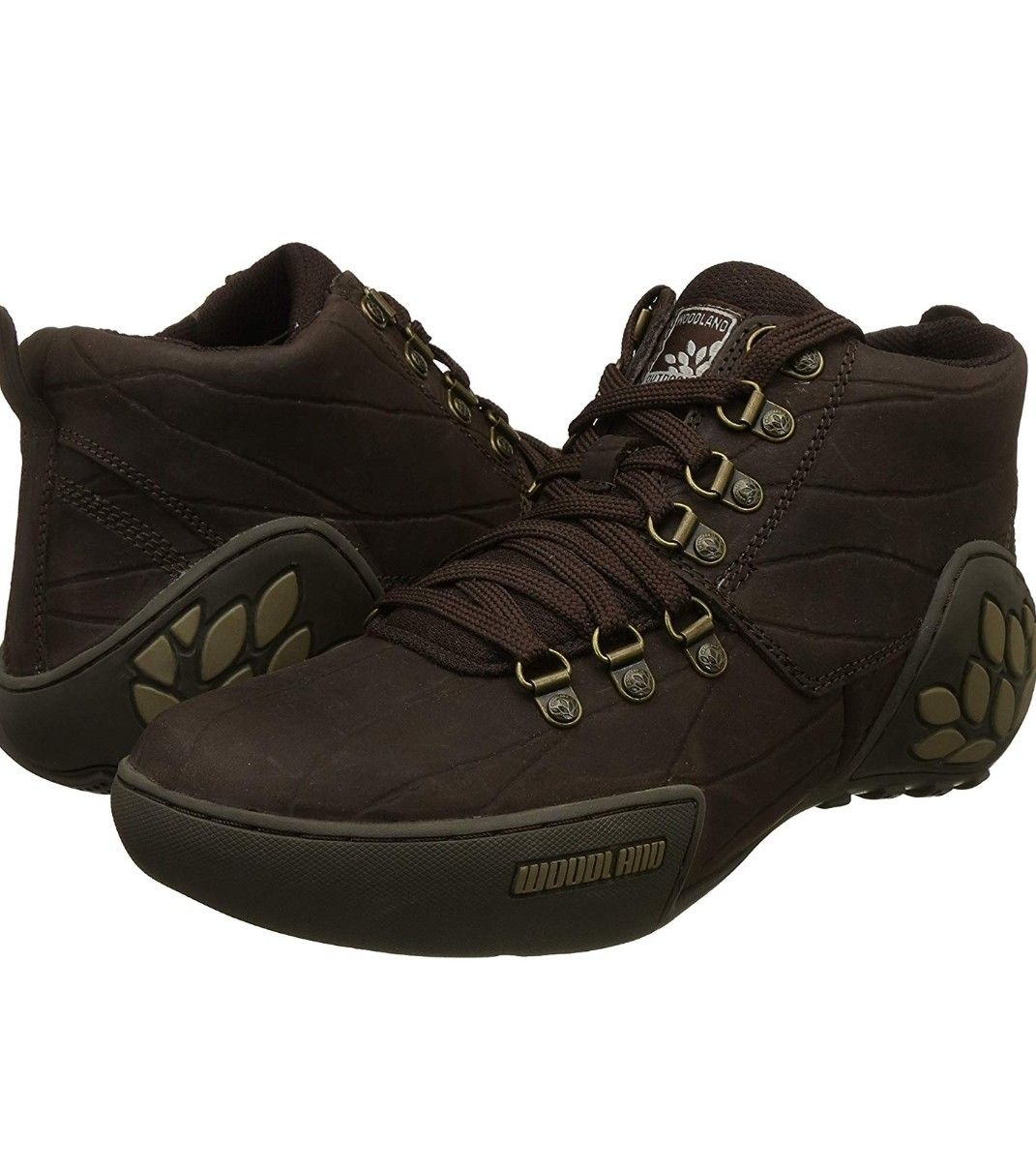 Men Fasion Casual Woodland Shoes for