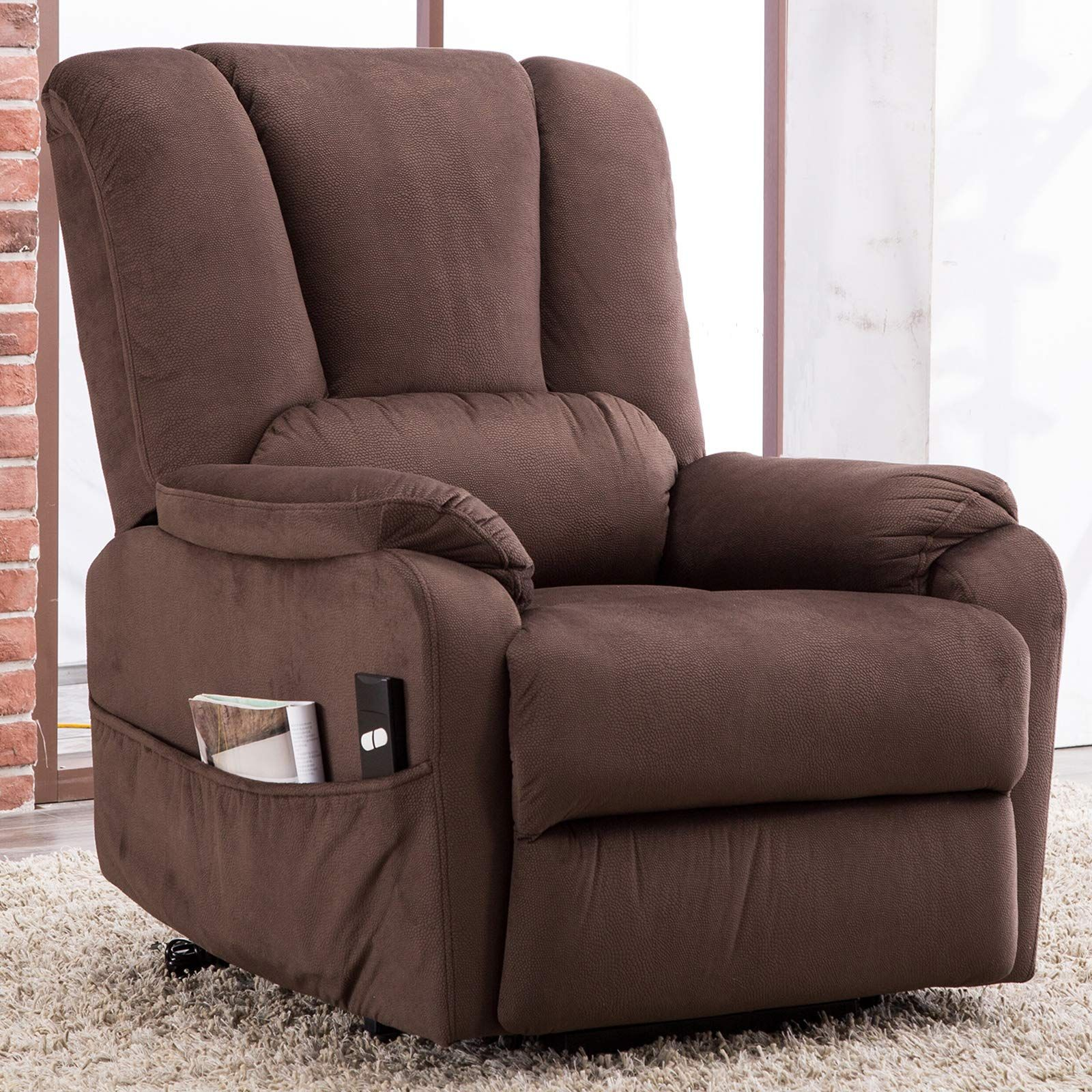CANMOV Power Lift Recliner Chair for Elderly Heavy Duty