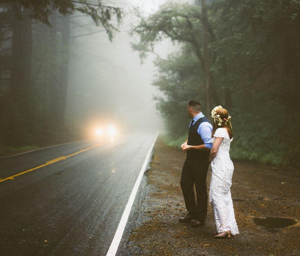 Oak Arbor Reception: Forest Wedding, Whimsical Wedding