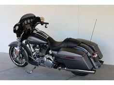 2016 Harley Davidson Street Glide Special Flat Black Street Glide