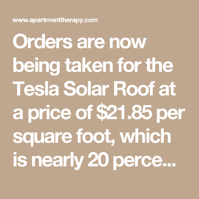 Tesla S Solar Roof Is Actually Cheaper Than A Normal Roof Tesla Solar Roof Solar Roof Diy Solar System