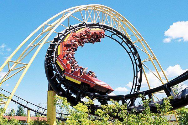 Jfm Silverwood Theme Park Theme Park Travel Alone Park