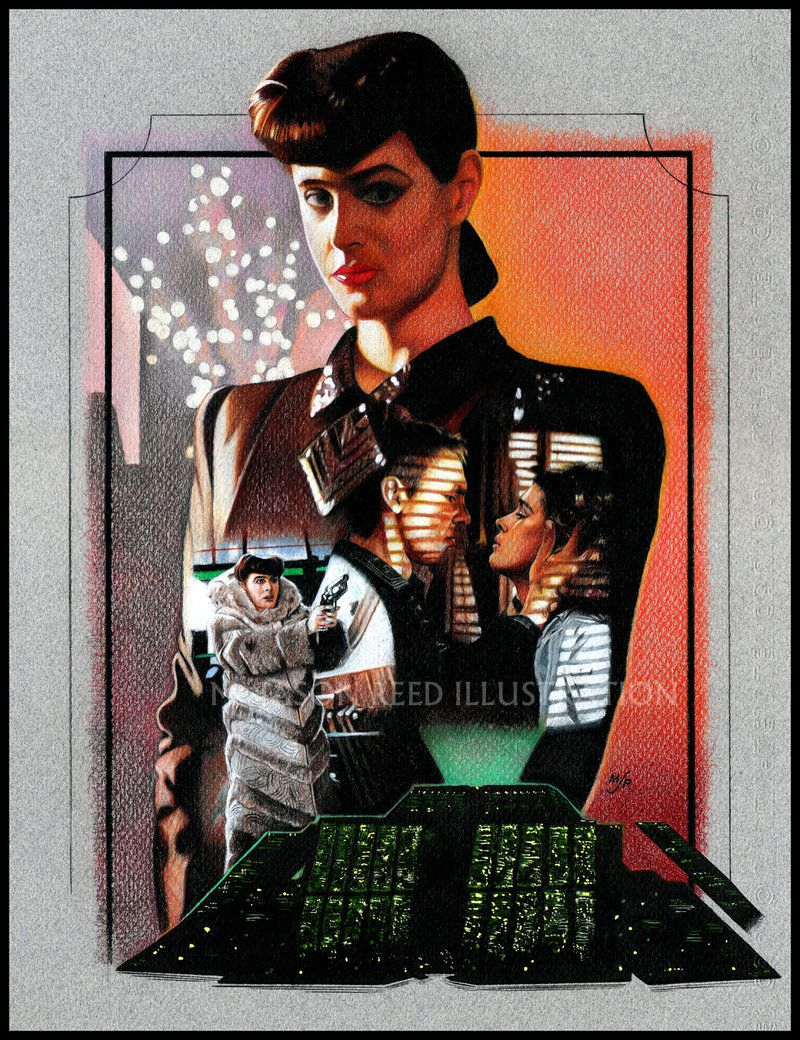 Pin On Blade Runner