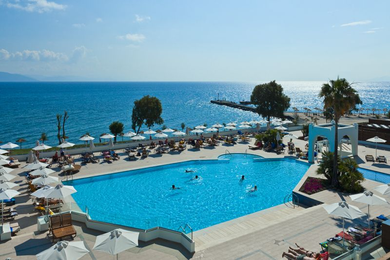The Oceanis Beach And Spa Resort Is A Newly Renovated  Star Plus Hotel With