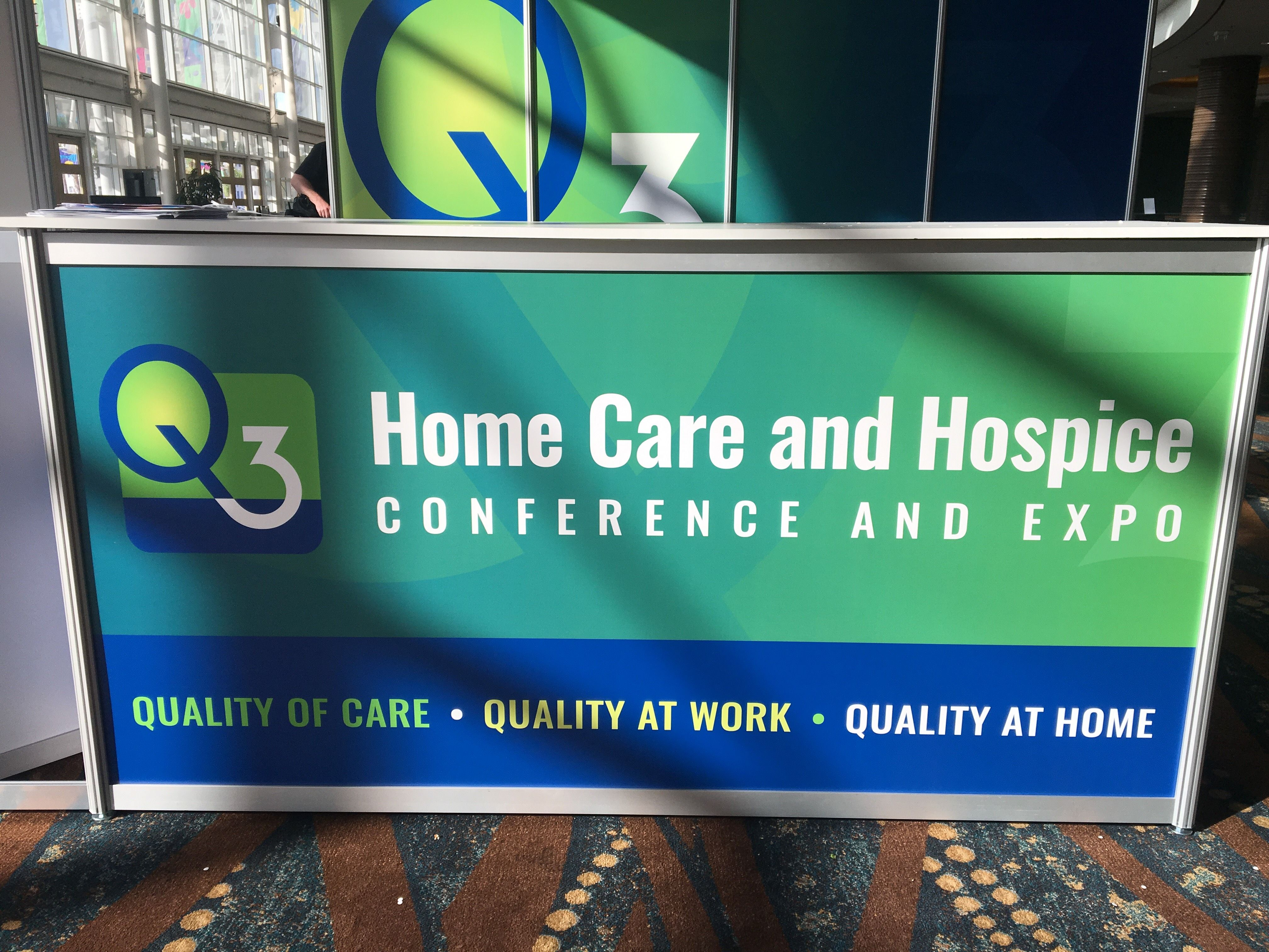 Home health care agencies are tentatively waiting on the