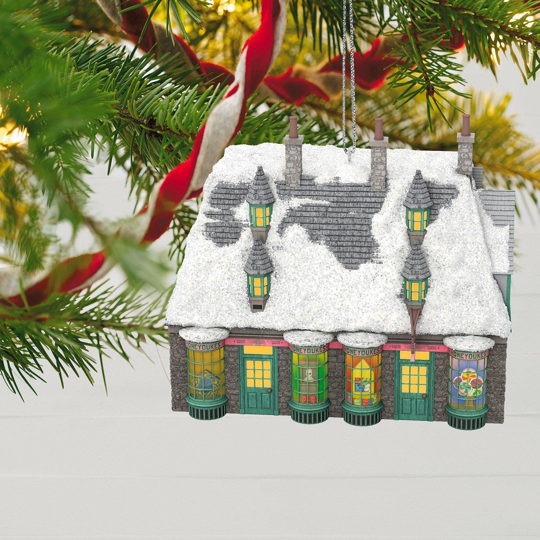 Hallmark 2018 Harry Potter Honeydukes Sweet Shop Ornament