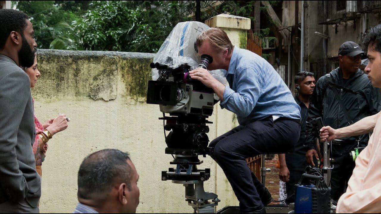 Tenet Behind The Scenes Exclusive In 2020 Behind The Scenes Scenes Christopher Nolan