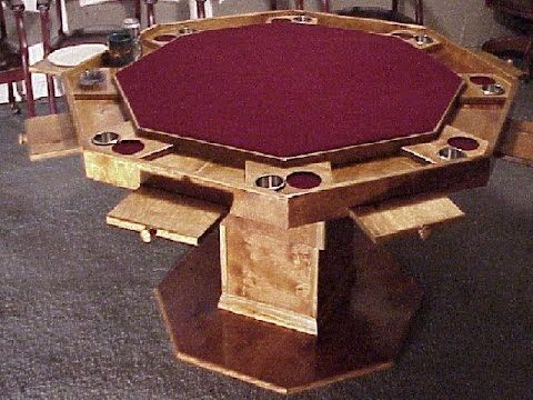 Related Image Game Room Tables Poker Table Gaming Table Diy