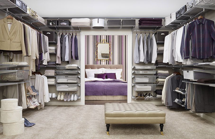 Create a Stylish Dressing Room