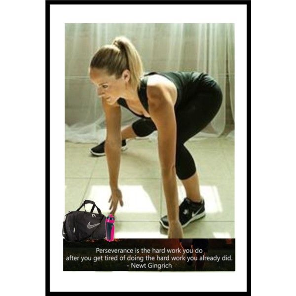 gym, created by geminik on Polyvore