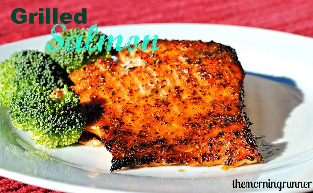 Fresh Salmon on the Grill. Quick and tasty summer recipe!