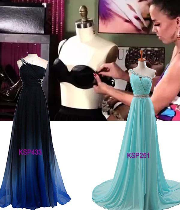 shoulder prom dresses