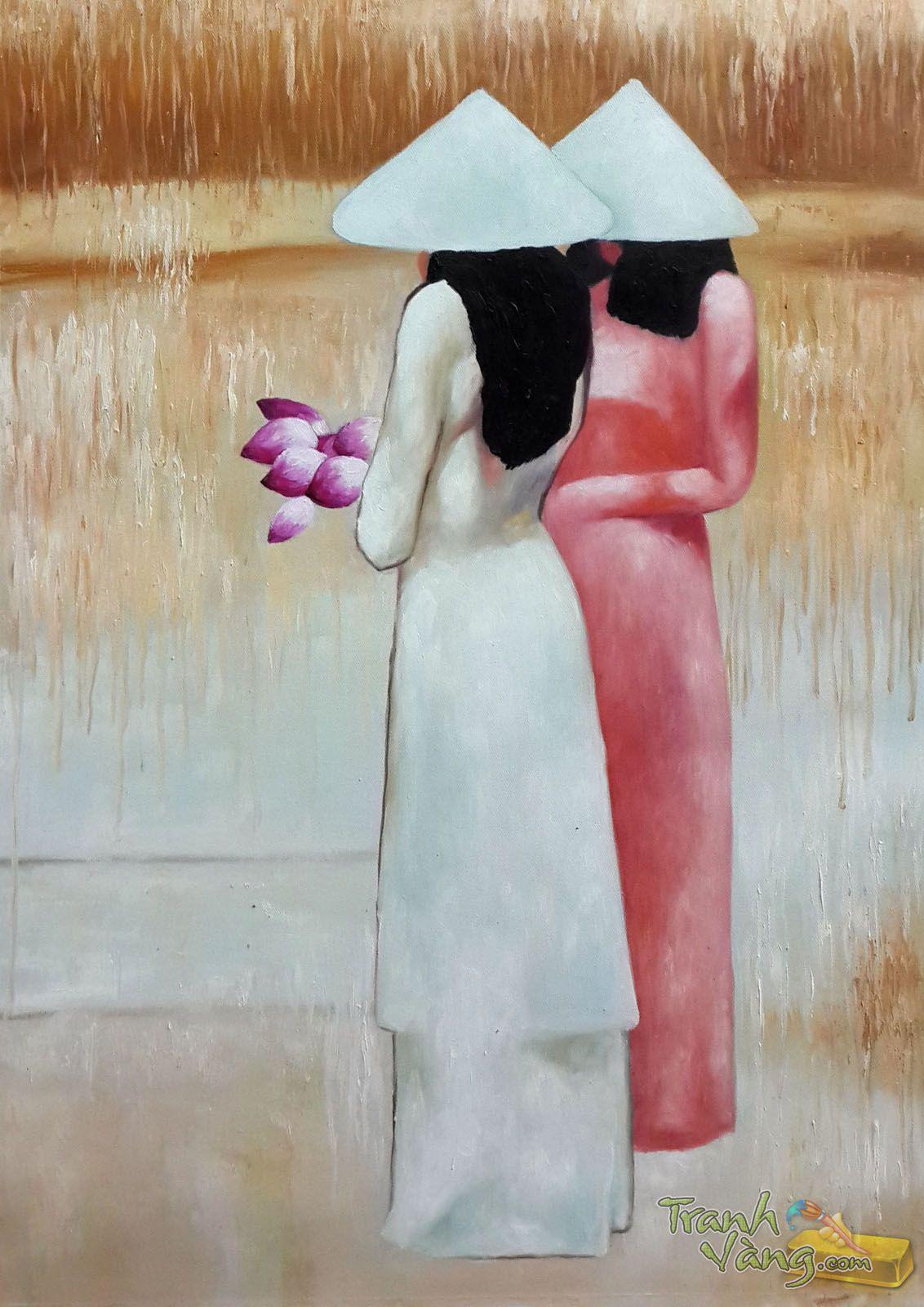 Nguyễn Thanh Binh B1954 Hanoi Vietnam Peinture Chinoise
