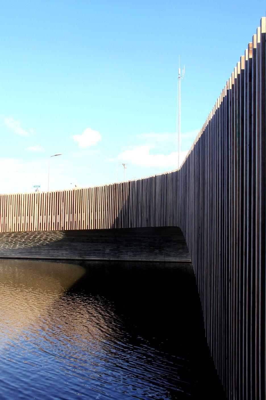 Bat Friendly Bridge By Next Architec Bridges Pinterest  # Muebles Sion Bogota