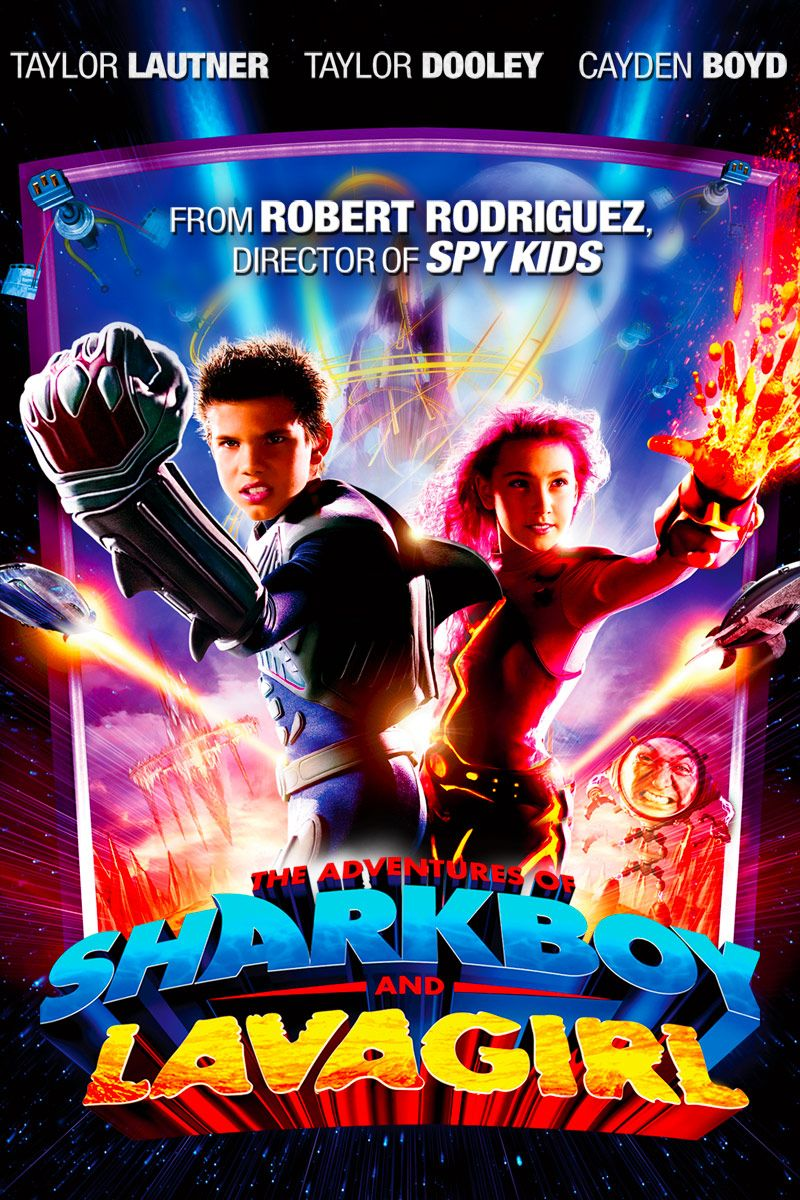 The Adventures Of Sharkboy And Lavagirl Películas Completas Películas Gratis Descargar Pelicula Gratis