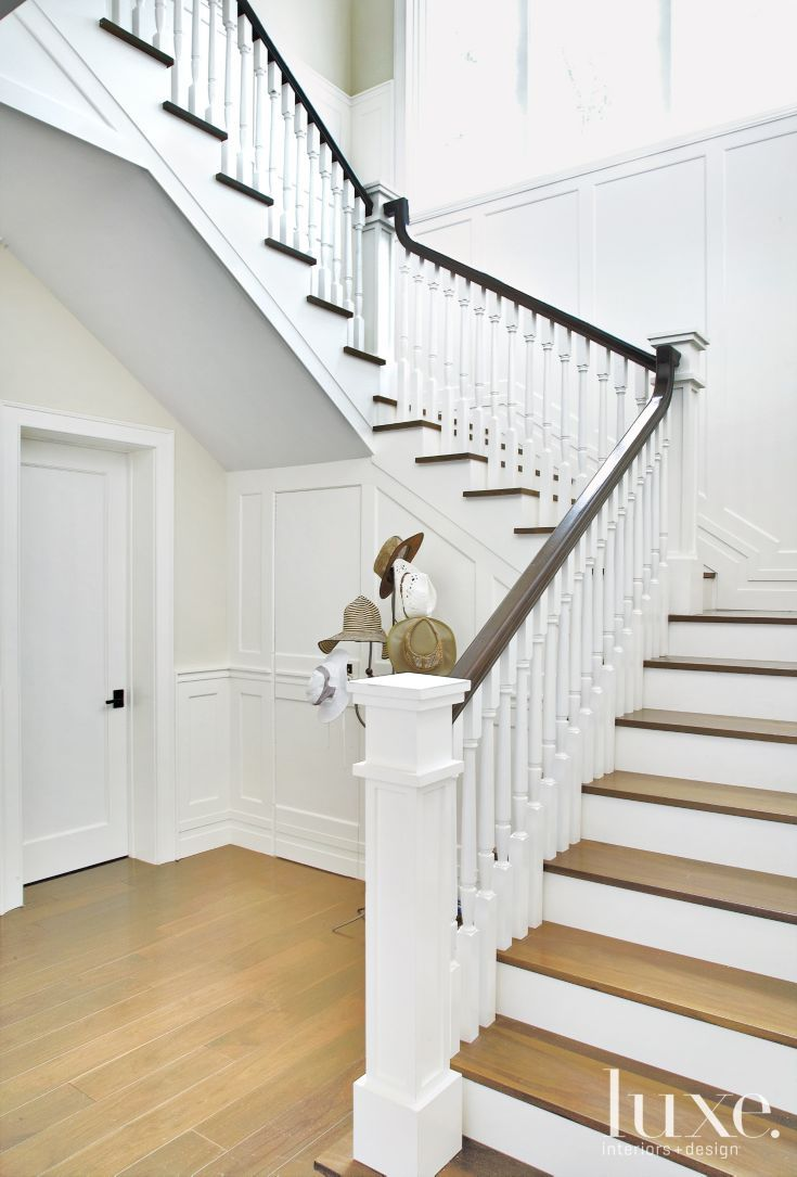 Stair Builders Of South Florida Fabricated The Stairway.