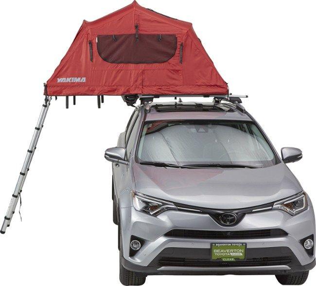 Yakima SkyRise 2 Tent | Roof top tent, Top tents, Tepui tent