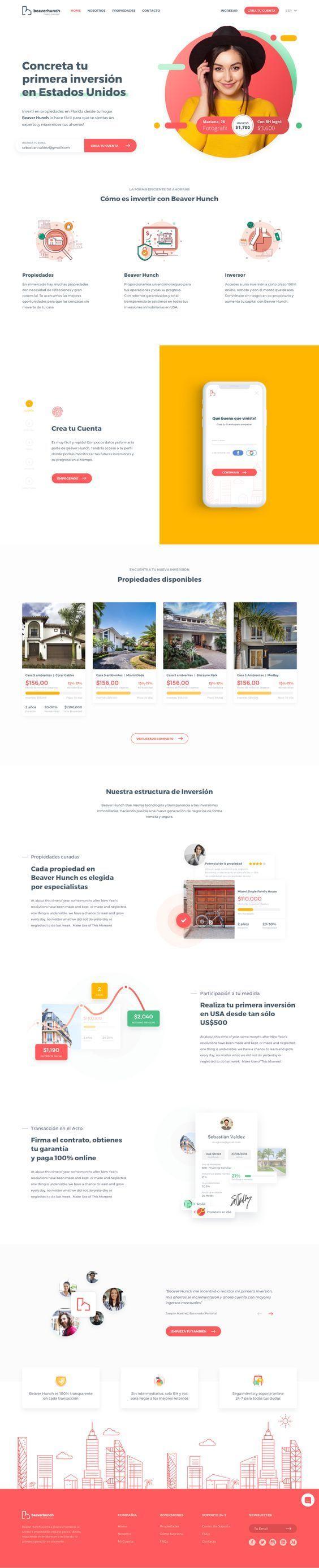 Webdesign Onepage Webdesign Web Design Design Site Vitrine