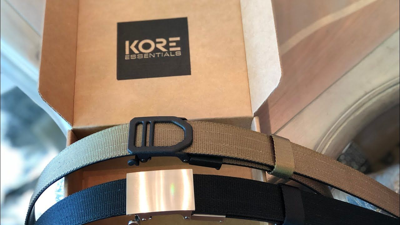 Pin On Kore Gun Belt Reviews Edc part 1 kore essentials x5 tactical belt. pin on kore gun belt reviews