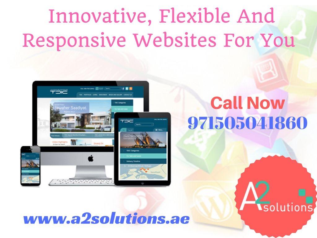 Web Design Company Abu Dhabi Web Design Website Design Services Web Design Company