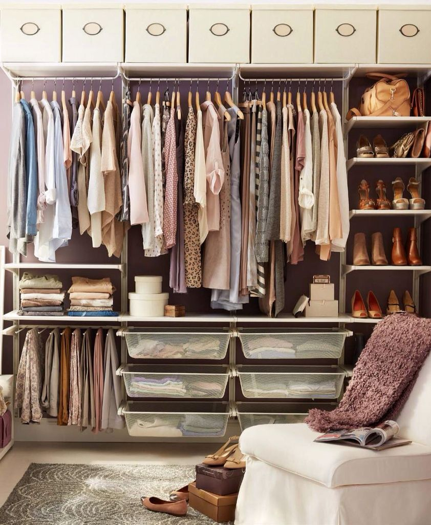 A Clothing Organization System You Can Customize   IKEA