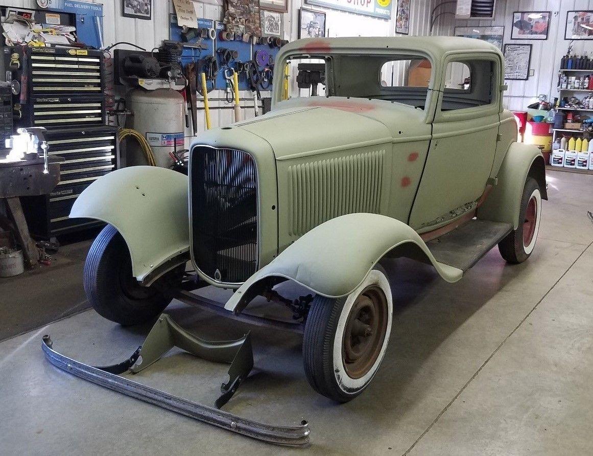 Ford 32 3w
