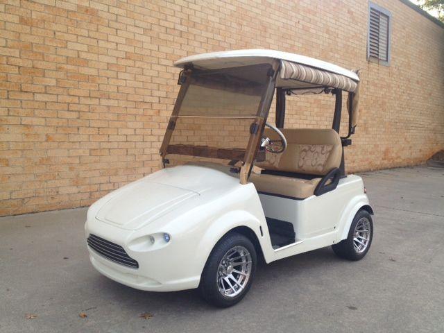 29++ Aston martin golf cart ideas