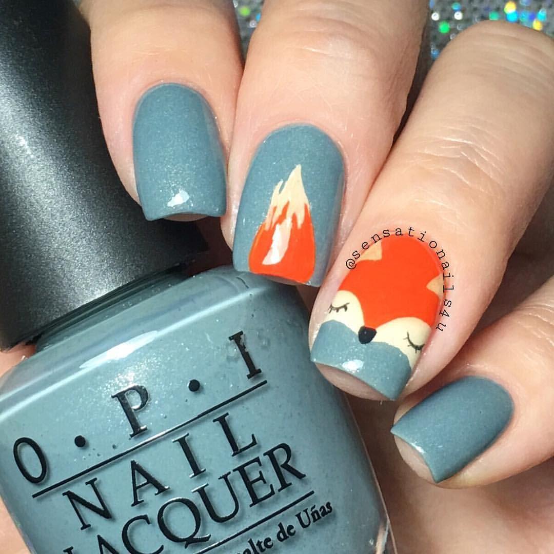 Love The Nails : Photo | Fox nails, Manicure and Nail photos
