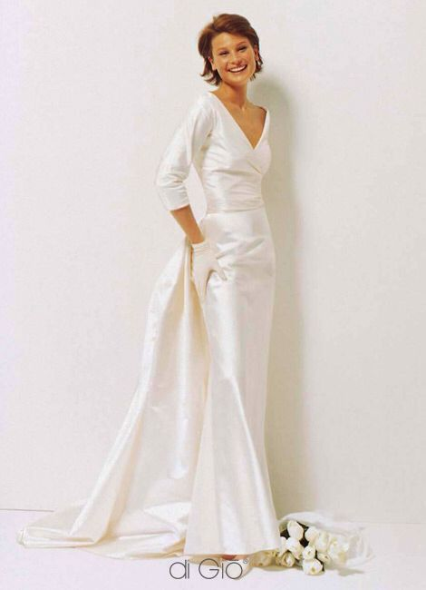 Winter bride