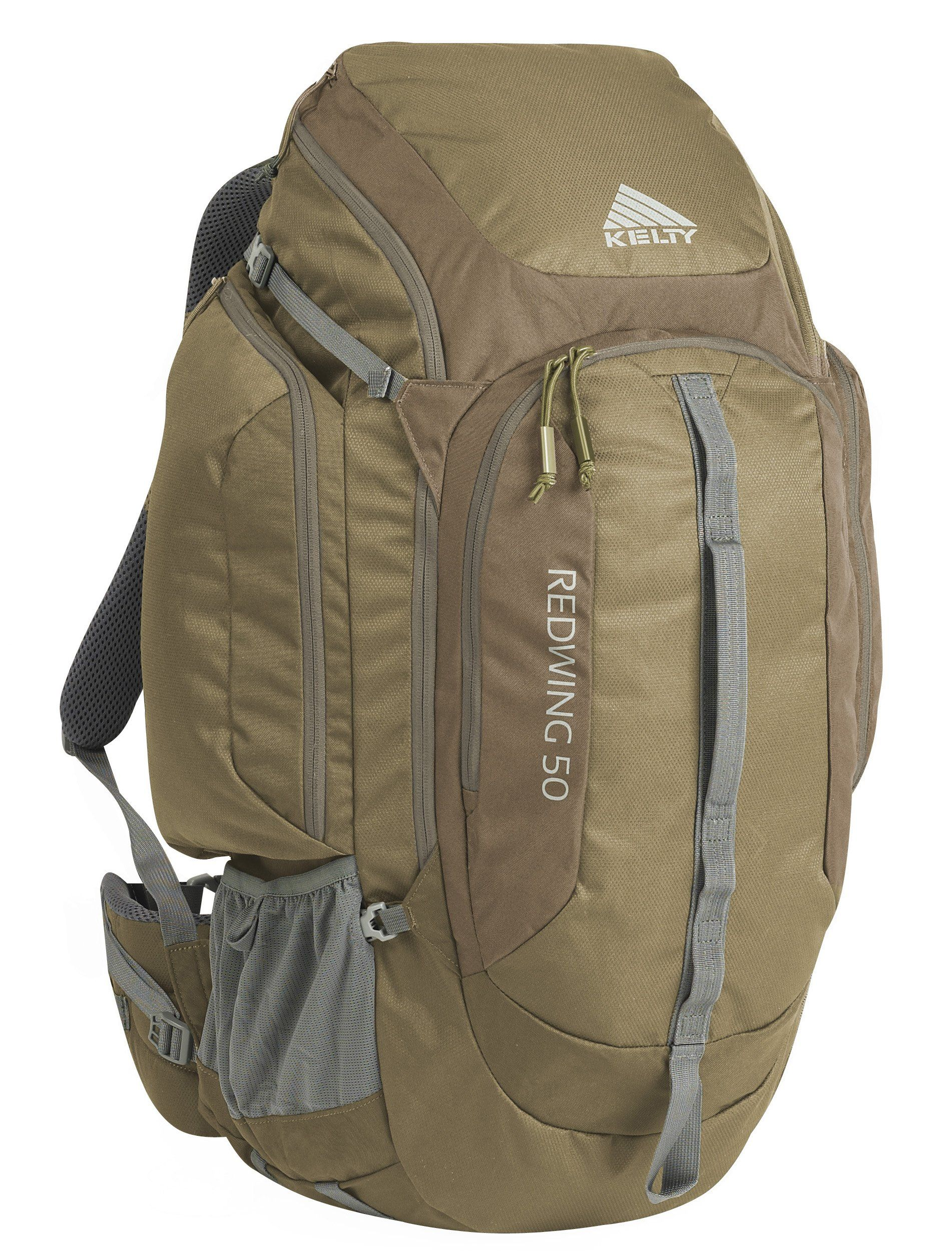 Amazon.com : Kelty Redwing 50-Liter Backpack : $124 (back opens)