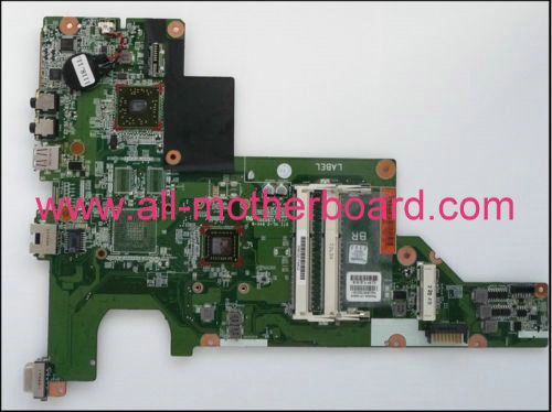 Replacement for HP 657323-001 Laptop Motherboard