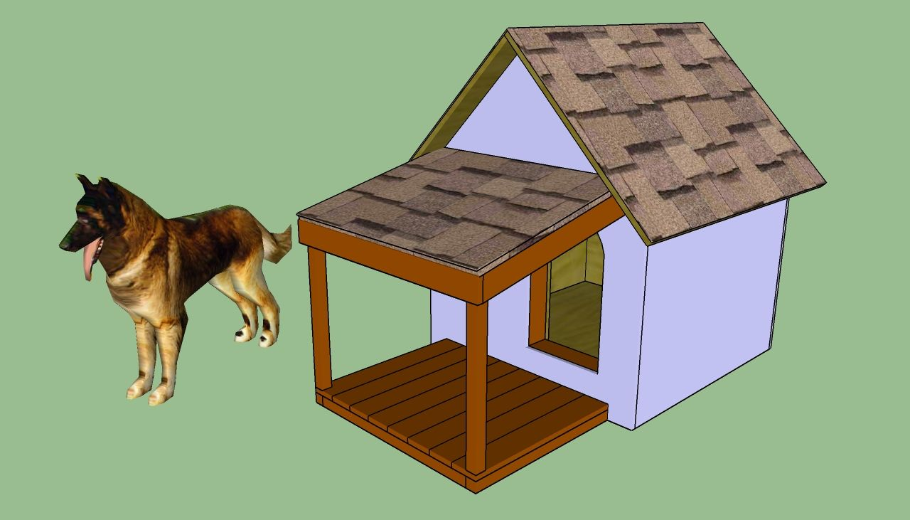 How to build an insulated dog house trixie new house for Trixie dog house insulation